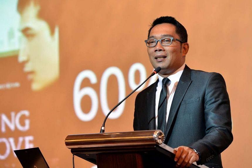 """""""I have reprimanded the FPI for what they admitted they did,"""" said mayor Ridwan Kamil."""