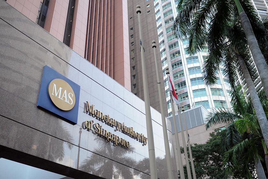The Monetary Authority of Singapore.