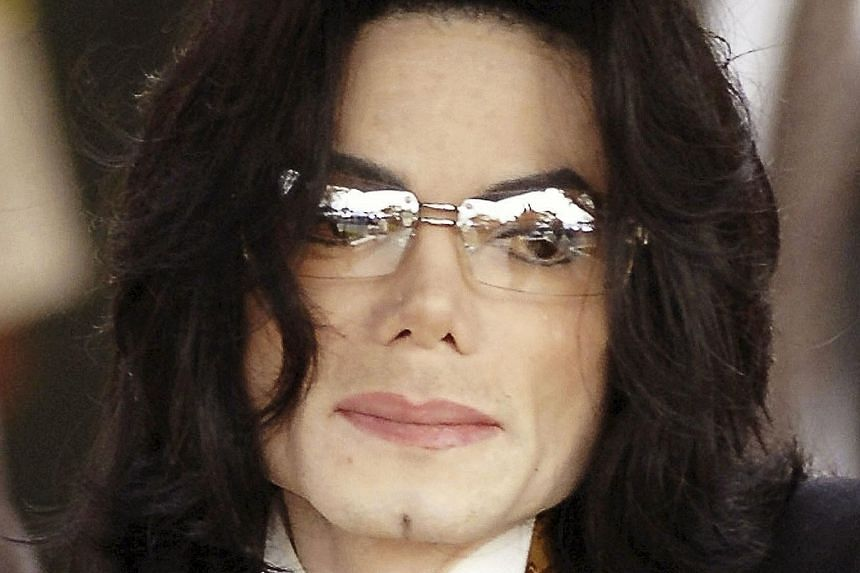 Actor Joseph Fiennes (far left) has been cast to play pop icon Michael Jackson (left) in an upcoming television comedy.