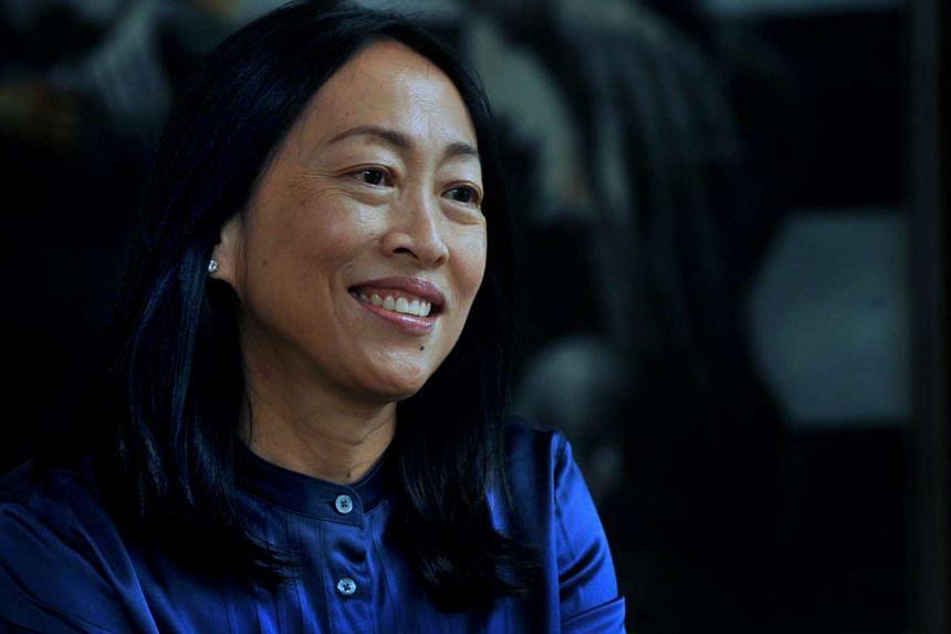 Surgeon Susan Lim.
