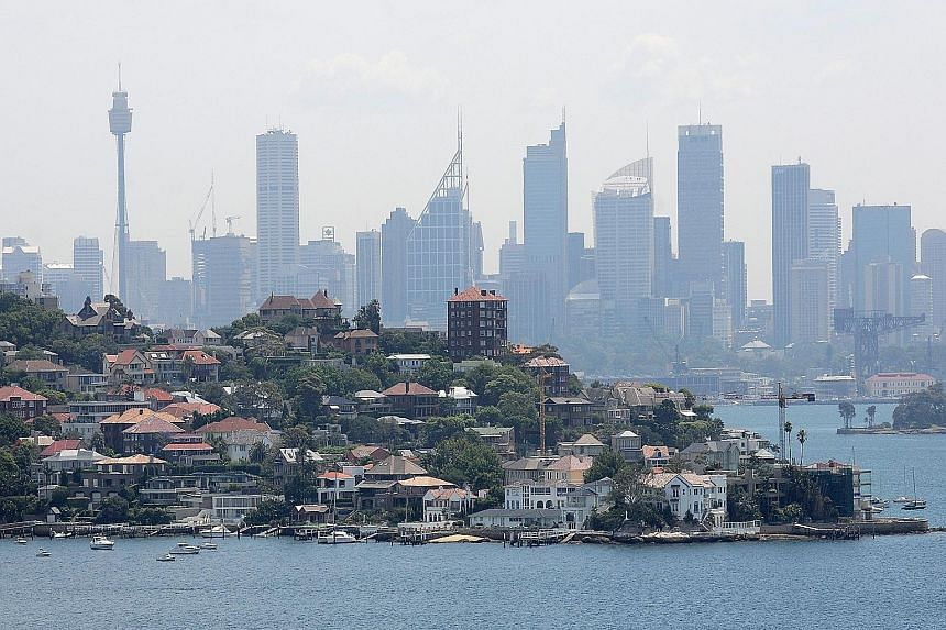"A report by the New South Wales government warns that high property prices in Australia have ""provided greater opportunities for organised crime syndicates to launder millions of dollars""."