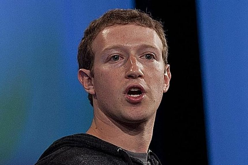 Mr Zuckerberg saw his fortune rise by US$6 billion (S$8.5 billion) in one day, and he now has a net worth of US$47.5 billion.