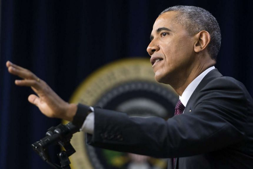 Mr Obama has asked key advisors to draw up options for ratcheting up the fight against the Islamic State group.