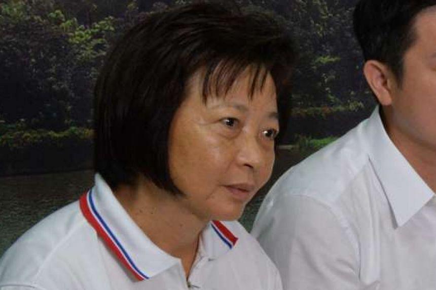 Ms Lee Bee Wah