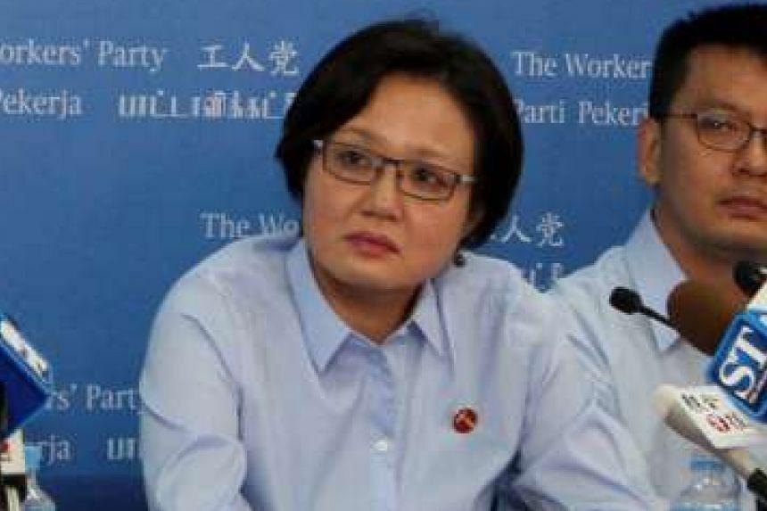 Ms Sylvia Lim