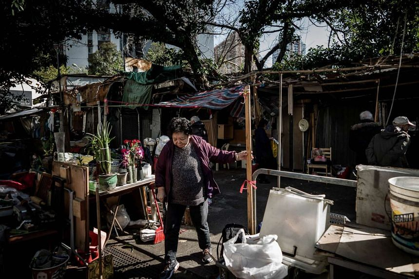 The Nga Tsin Wai walled village in the heart of Kowloon was built in 1354. The original walls and battlements have disappeared, leaving a collection of around 50 ramshackle houses, shops and a temple. It is Hong Kong's last remaining walled village i