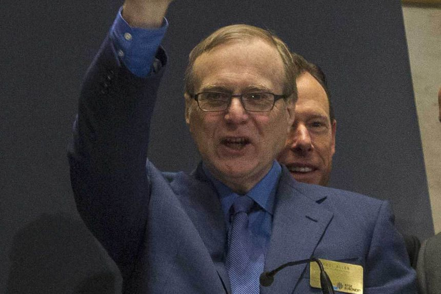 Mr Paul Allen's yacht is the 49th-largest in the world, with twin helicopter landing pads. The billionaire was not on board at the time of the incident.