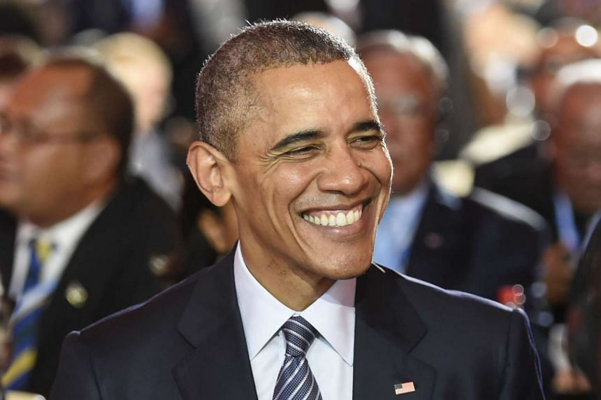 Obama (above) will visit the Islamic Society of Baltimore mosque.