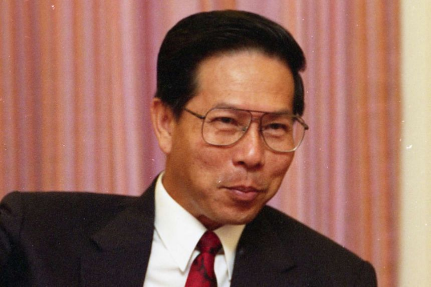 (Above) Mr Ong Teng Cheong (1993 to 1999) was the first Elected President, followed by Mr S R Nathan (1999 to 2011) and Dr Tony Tan Keng Yam (2011 - present ).