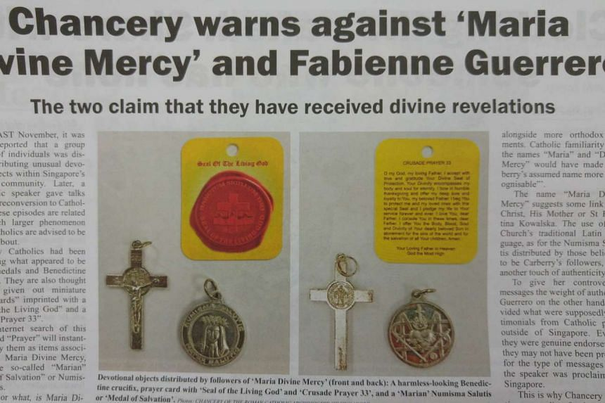 The story covered in the latest issue of CatholicNews.