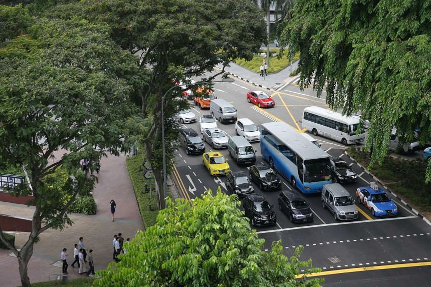 The first open-bidding exercise for certificates of entitlement (COEs) for this month will end at 4pm today.