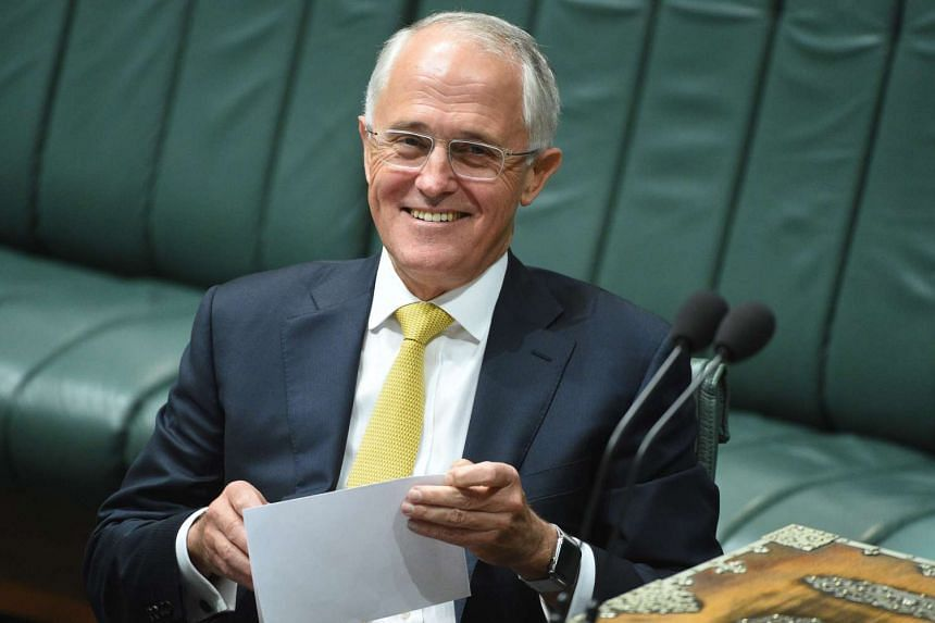Prime Minister Malcolm Turnbull raised the possibility of calling an early election to break a political deadlock.