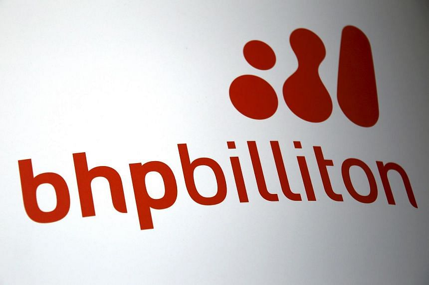 Mining giant BHP Billiton's credit rating was cut by Standard & Poor's on Tuesday (Feb 2).