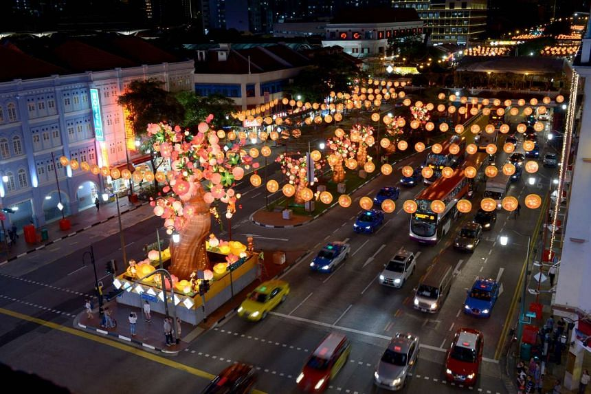 Selected bus services in the Chinatown area will be diverted due to the Chinese New Year Countdown Celebration.