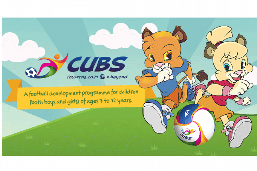 The Cubs' programme is a developmental programme for children aged 7-12 who are interesting in learning how to play football and playing it on a regular basis.