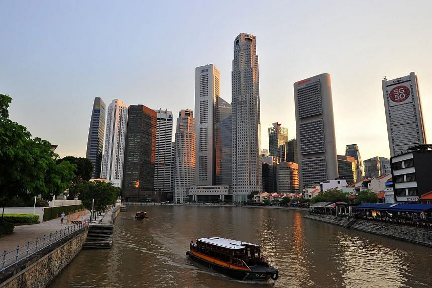 Investments to Singapore could continue to fall as businesses are likely to remain cautious due to global uncertainties.