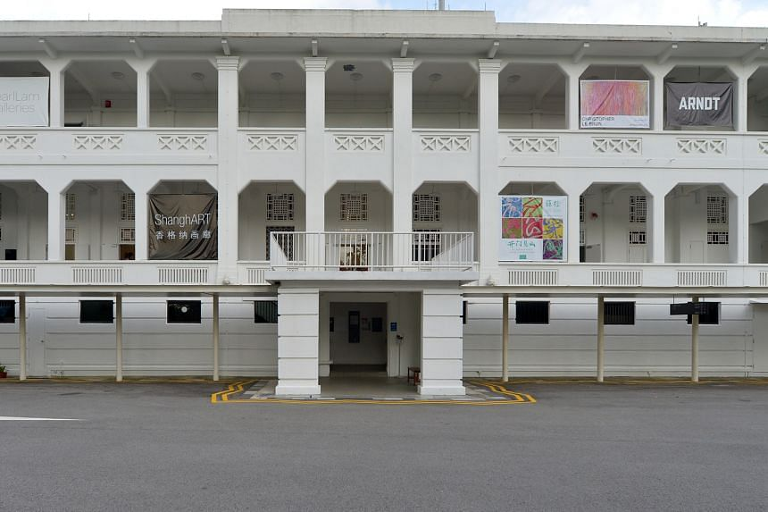 Contemporary art cluster Gillman Barracks will welcome some new tenants this year, while other galleries are departing.