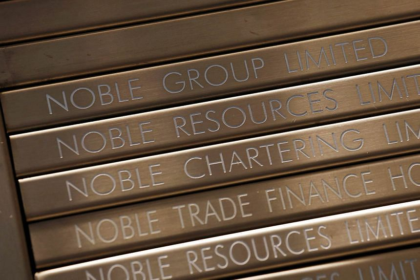 Commodities trader Noble is seeing its margins shrink as the prices of the products it sells drop. It has already jettisoned its money-losing agri business and scaled back some of its mining operations.