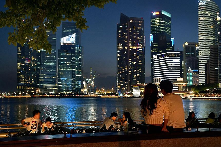 """Even though economic growth has slowed, Singapore's """"openness to global trade and investment continues to provide a solid basis for economic dynamism"""", said the report published by the Heritage Foundation and Wall Street Journal."""
