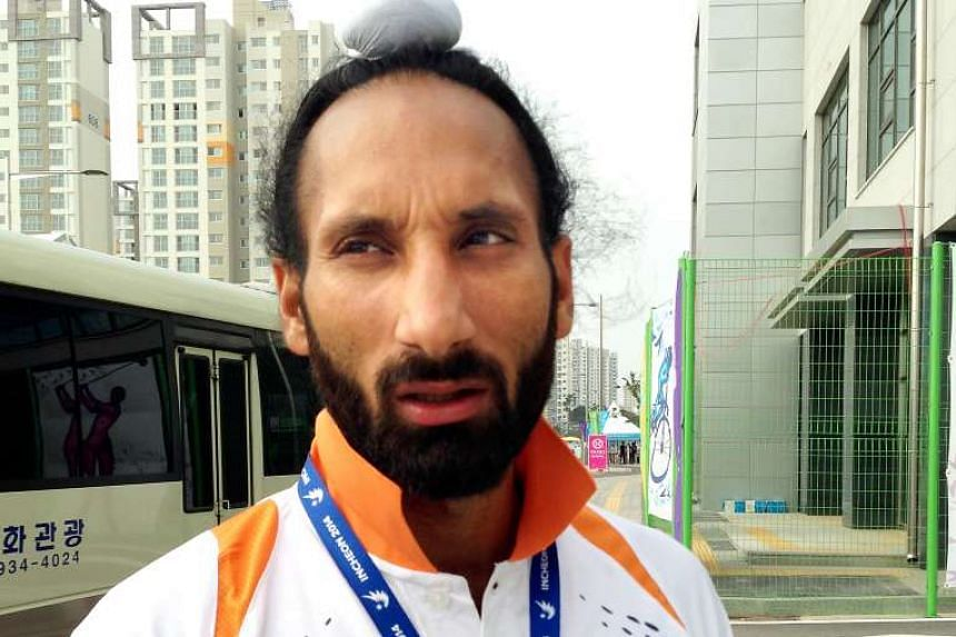 India's national hockey captain Sardar Singh denied on Thursday that he sexually harassed a woman.