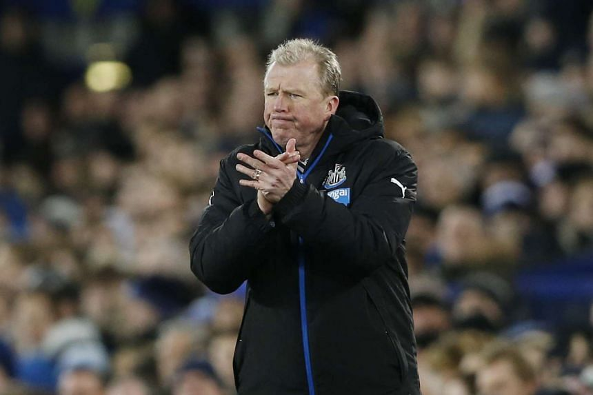 """Manager Steve McClaren said that Newcastle put in an """"unacceptable"""" performance."""