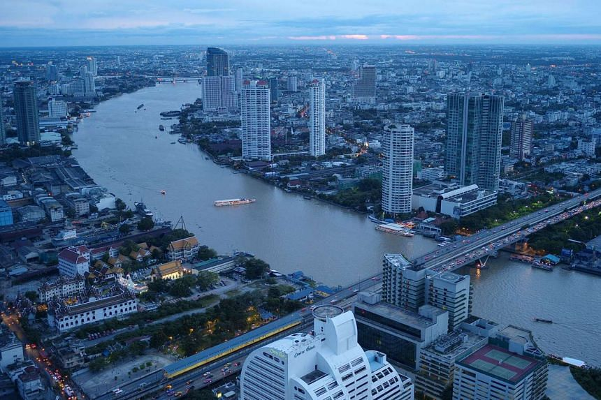 The first body part was discovered on Sunday (Jan 31) with six additional finds since then at different locations along the Chao Praya river in Bangkok. The river boasts a large network of canals and it is not unusual for bodies to be dumped in the c