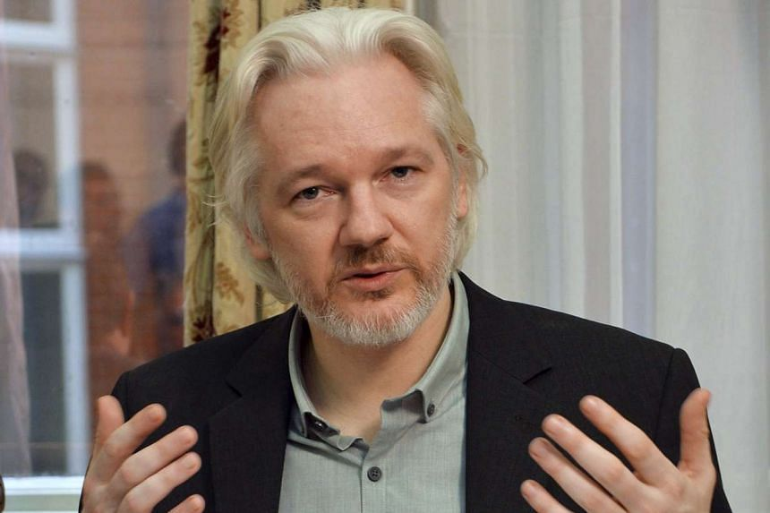 British police said they would arrest Julian Assange if he leaves the Ecuadorian embassy in London.