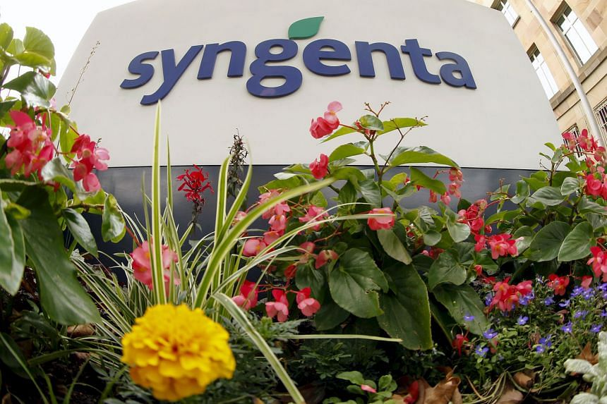 Syngenta's position as the world's largest pesticide maker and its yield-boosting modified crops are expected to help China increase the amount of food it produces per hectare.