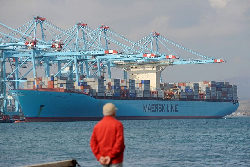As a result of merging its Singapore and Hong Kong regional offices, Maersk expects to boost staff strength here.