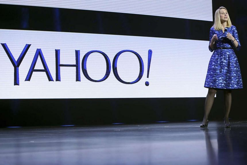 Yahoo chief Marissa Mayer (above)  has strived to revive the pioneering Internet firm since taking charge in mid-2012.