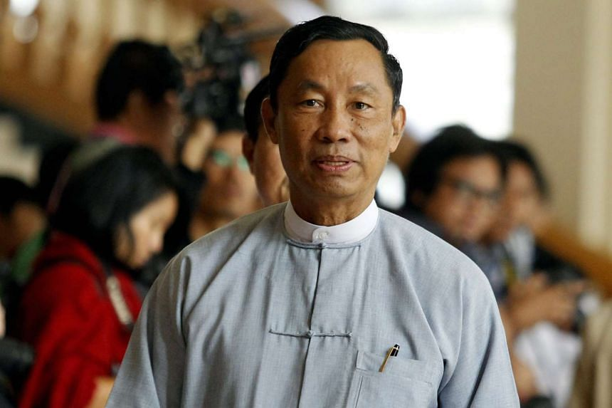 Aung San Suu Kyi has nominated Shwe Mann (above) to head a prominent legal advisory panel.