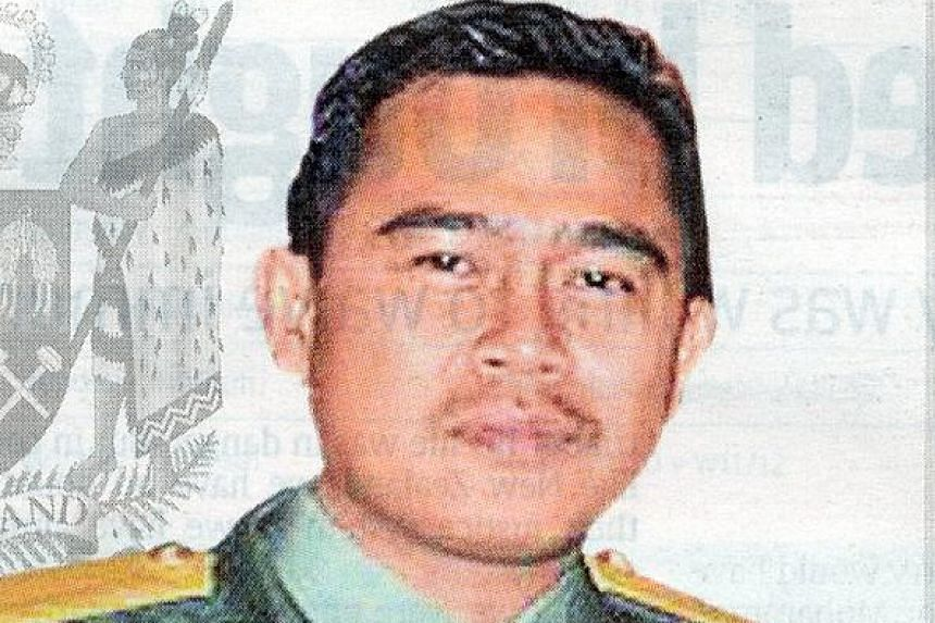 Mohammed Rizalman bin Ismail will be deported after completion of his home detention.