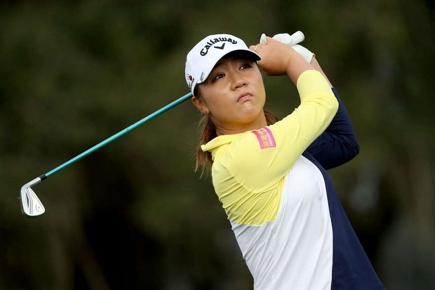World No. 1 Lydia Ko (above) and second-ranked defending champion Park In Bee will be part of the HSBC Women's Champions tournament next month.