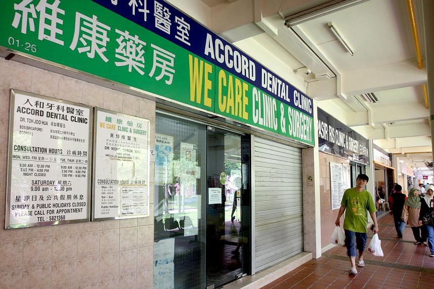 More than 350 clinics will operate over the Chinese New Year public holidays.