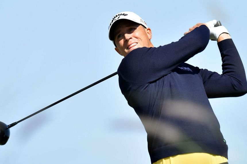 Noren took the lead after the opening round on Thursday.