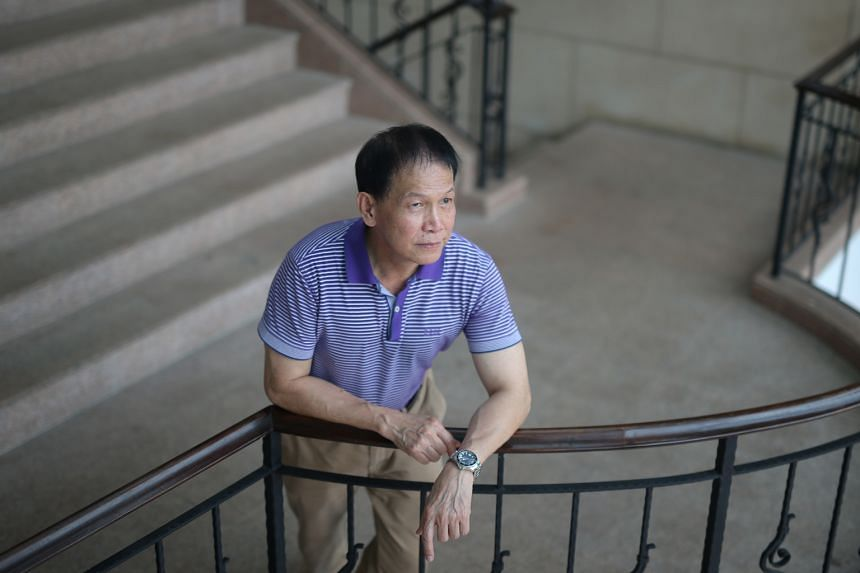 After his wife's death, Mr Cheong stopped working to devote time to more meaningful pursuits. He took up theological studies, went into counselling and started Comfort Keepers, which offers caregiving services to the elderly.