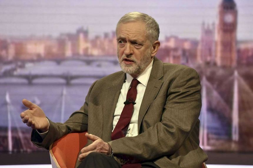 British opposition leader Jeremy Corbyn has expressed his support for the country to stay in the European Union.
