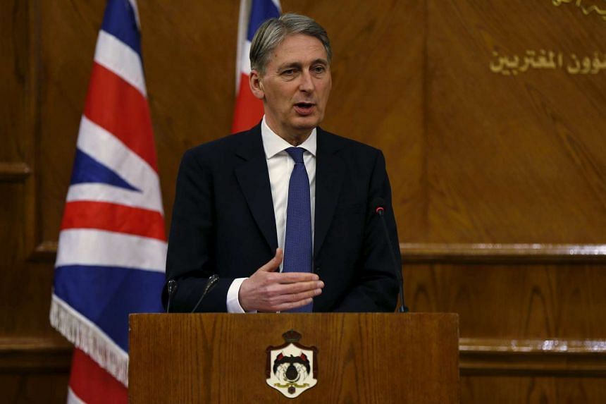 Britain has condemned North Korea for its missile test, said Foreign Secretary Philip Hammond.
