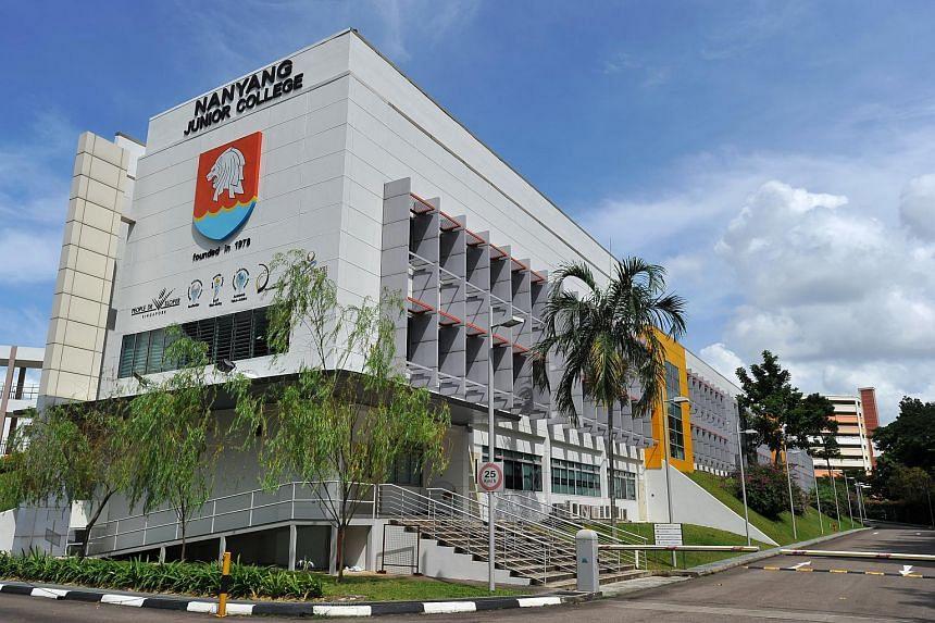 Nanyang Junior College.