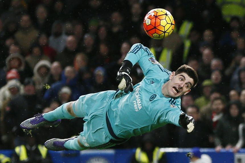 Chelsea's Thibaut Courtois said that Chelsea must reach the final of the Champions League and the FA Cup to save their season.