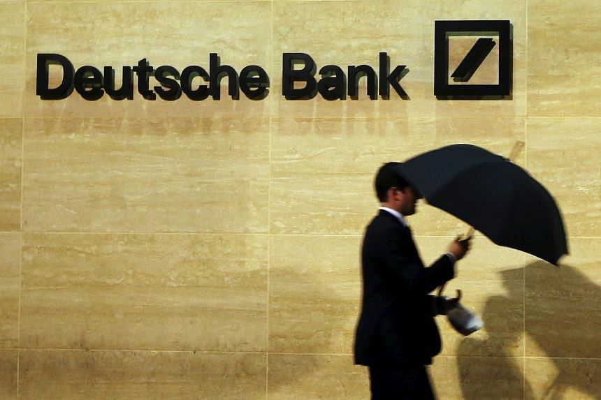 Deutsche Bank is expected to focus its emergency buyback plan on senior bonds, of which it has about 50 billion euros (S$78.8 billion) in issue, the FT said.