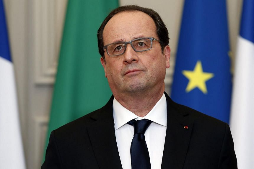 President Francois Hollande proposed to amend the Constitution to strip people convicted of terrorist offences of their French nationality.