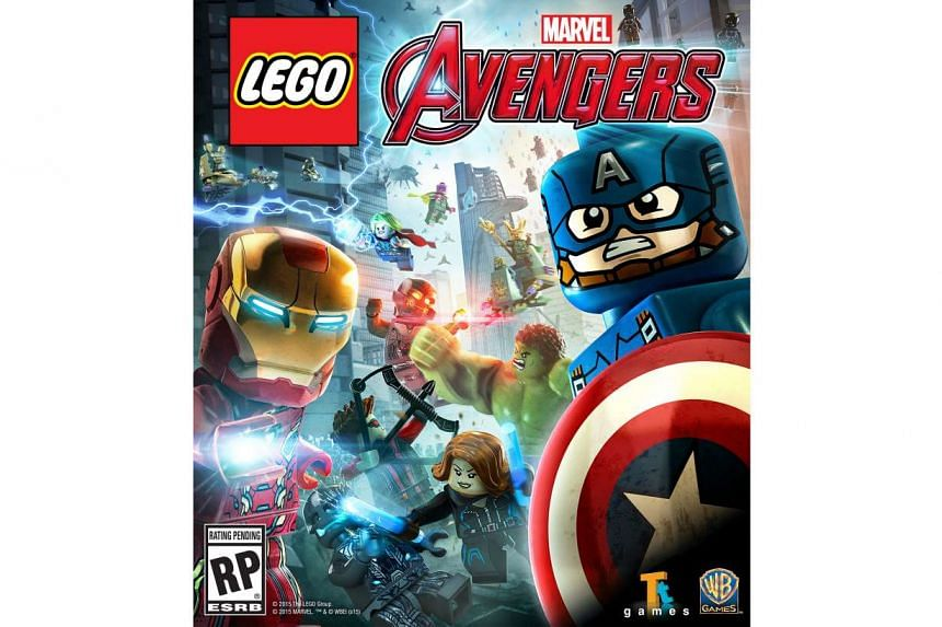 Lego Marvel's Avengers.