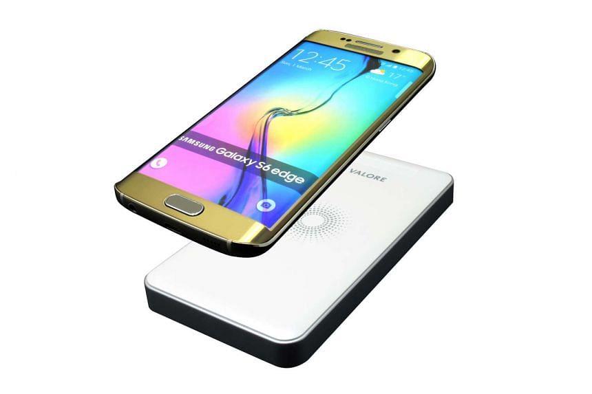 Valore T201 4500MAH Wireless Charging.