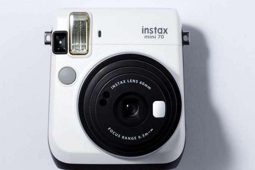 Fujifilm Instax Mini 70.