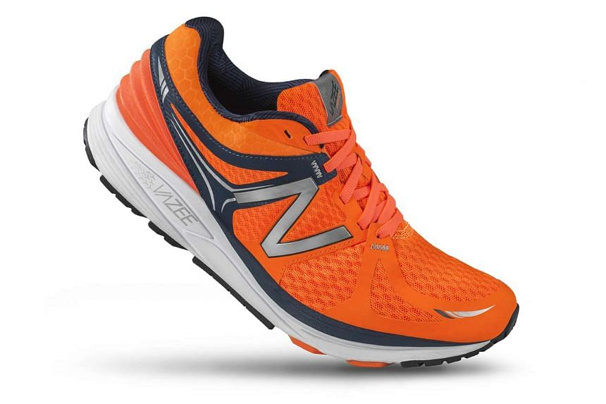 The New Balance Vazee Prism curbs overpronation, which can be an issue for runners with flat feet.