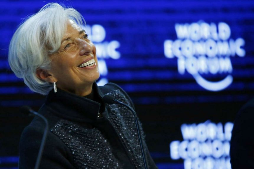 Christine Lagarde is set to win a second term as managing director of the International Monetary Fund.