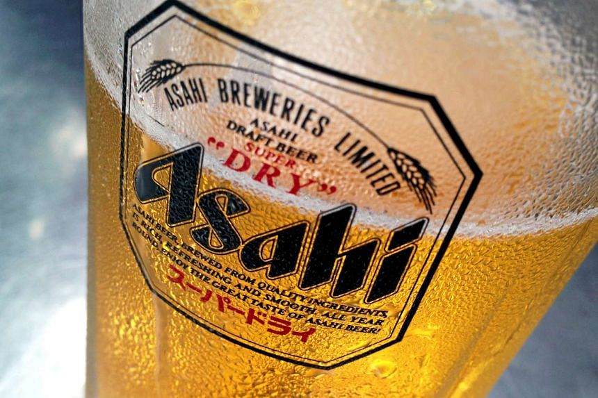 Asahi Group Holdings has offered 2.55 billion euros (S$4 billion) for the Peroni, Grolsch and Meantime brands held by SABMiller.