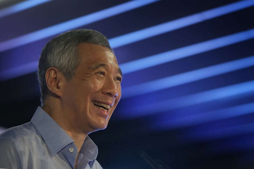Prime Minister Lee Hsien Loong spent his 64th birthday on a work trip to the US.