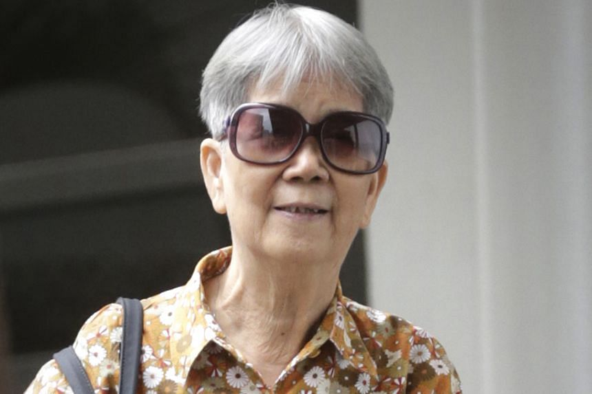 """Lum, a 75-year-old retiree, was diagnosed by an Institute of Mental Health psychiatrist to be suffering from depression and schizophrenia, which """"contributed significantly"""" to the offences."""